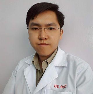 bac si Phan Huỳnh Tiến Đạt