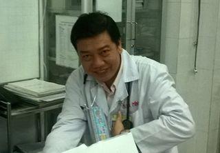 bac si Ngô Trần Quang Minh