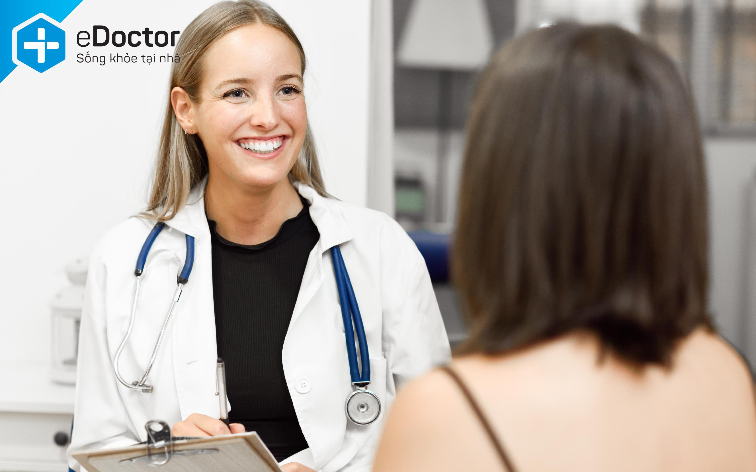 Gói khám sức khỏe tiền mãn kinh CarePlus
