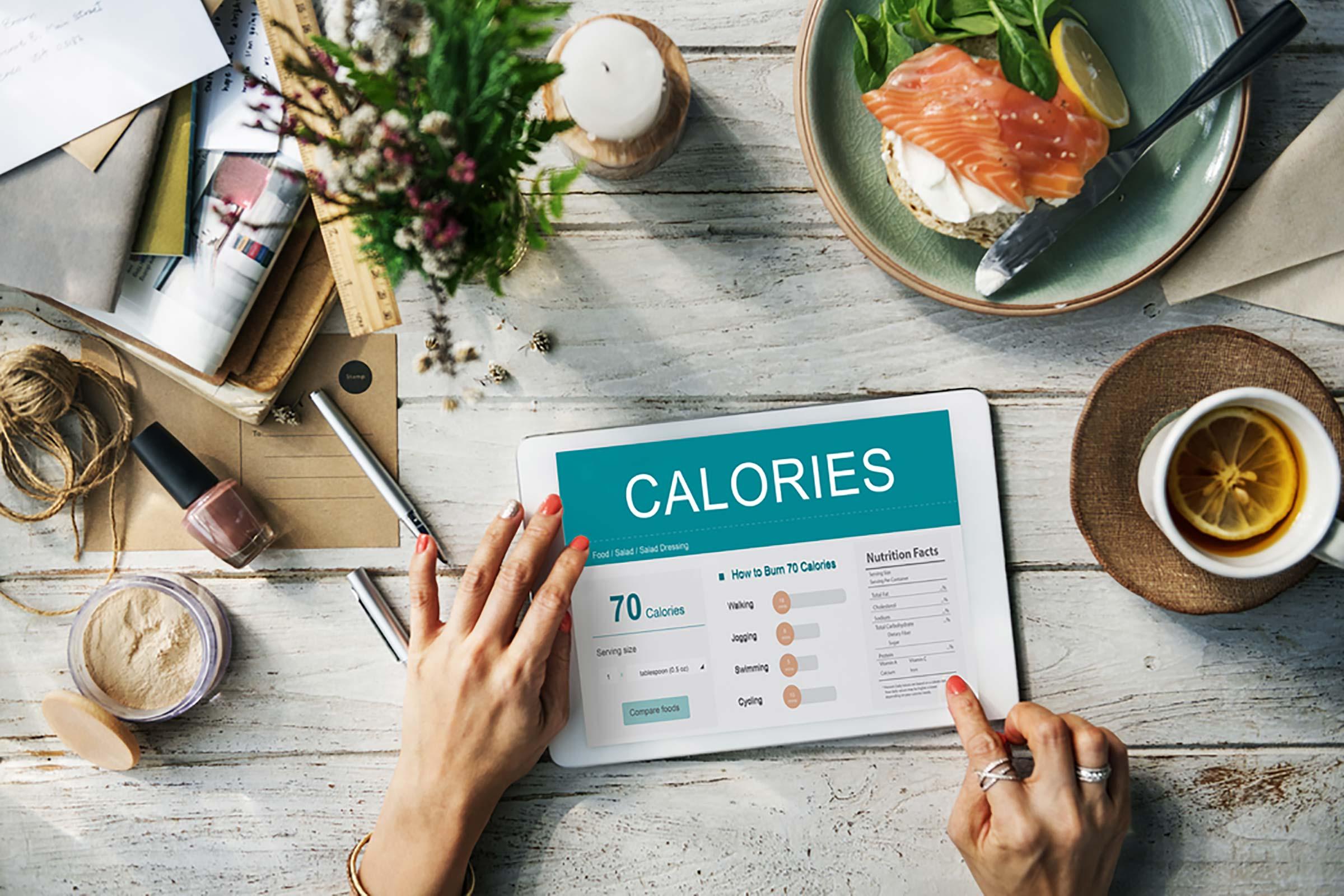 eDoctor - Tôi nên nạp vào cơ thể bao nhiêu Calories một ngày?