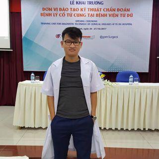 bac si Nguyễn Trường Giang