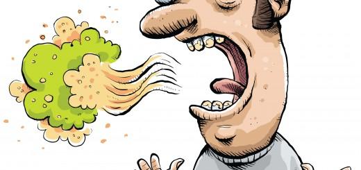 eDoctor - Nguyên nhân gây hôi miệng ai cũng nên biết