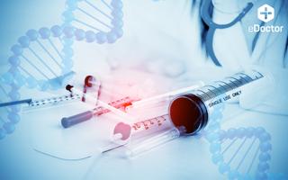Xét nghiệm Gen di truyền theo panel bệnh học - Huyết Học (DNA_Wx)