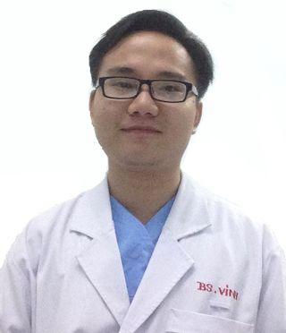 bac si Võ Hà Quang Vinh