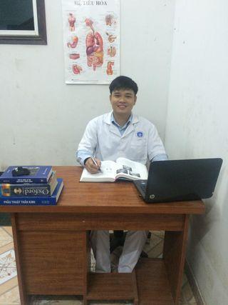 bac si Hoàng Minh Khương
