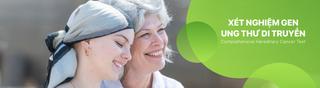 Tầm soát nguy cơ các ung thư di truyền nữ cơ bản
