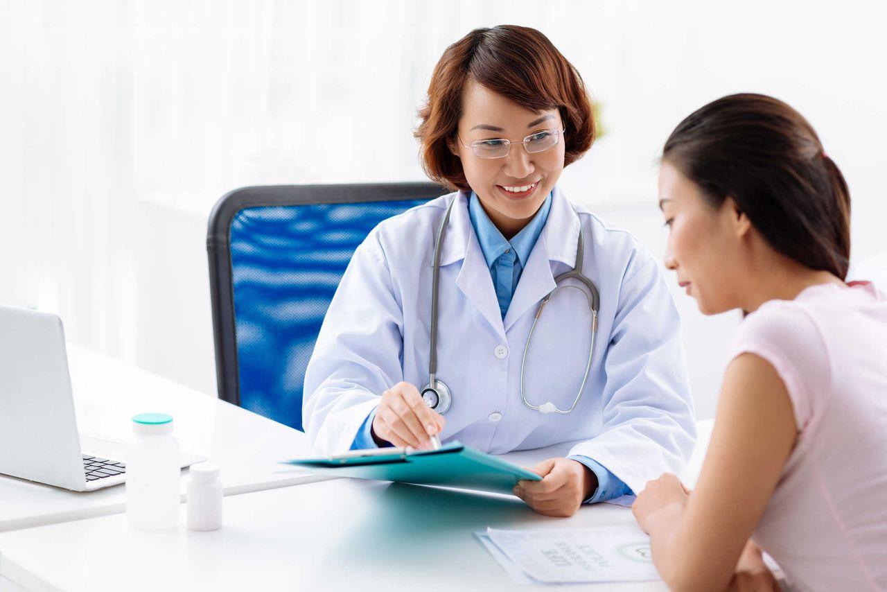 Gói khám Chuyên khoa Nữ (Đặc biệt)